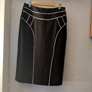 Eva Franco pencil skirt size 2